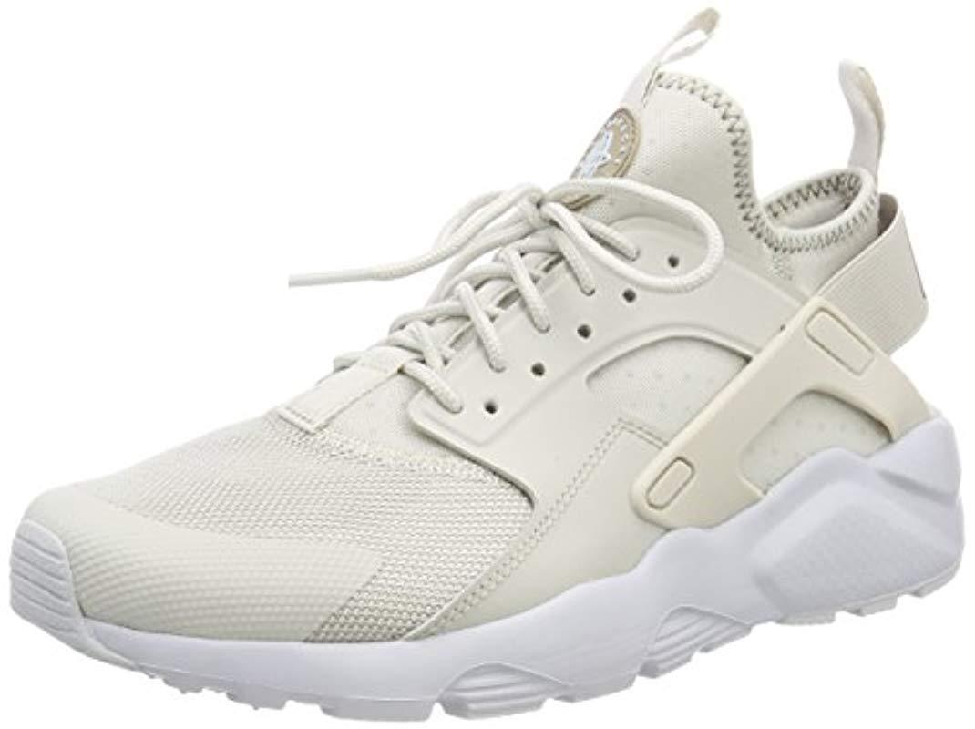 a927daa63022b Nike  s Air Huarache Run Ultra Training Shoes in Natural for Men - Lyst