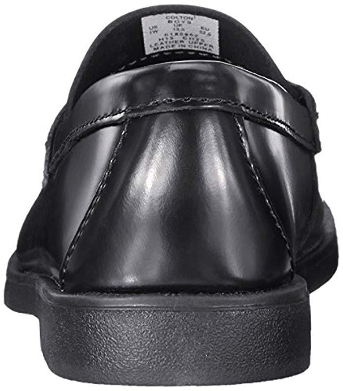f920dd166f0 Lyst - Sperry Top-Sider Colton Penny Loafer (toddler little Kid big ...
