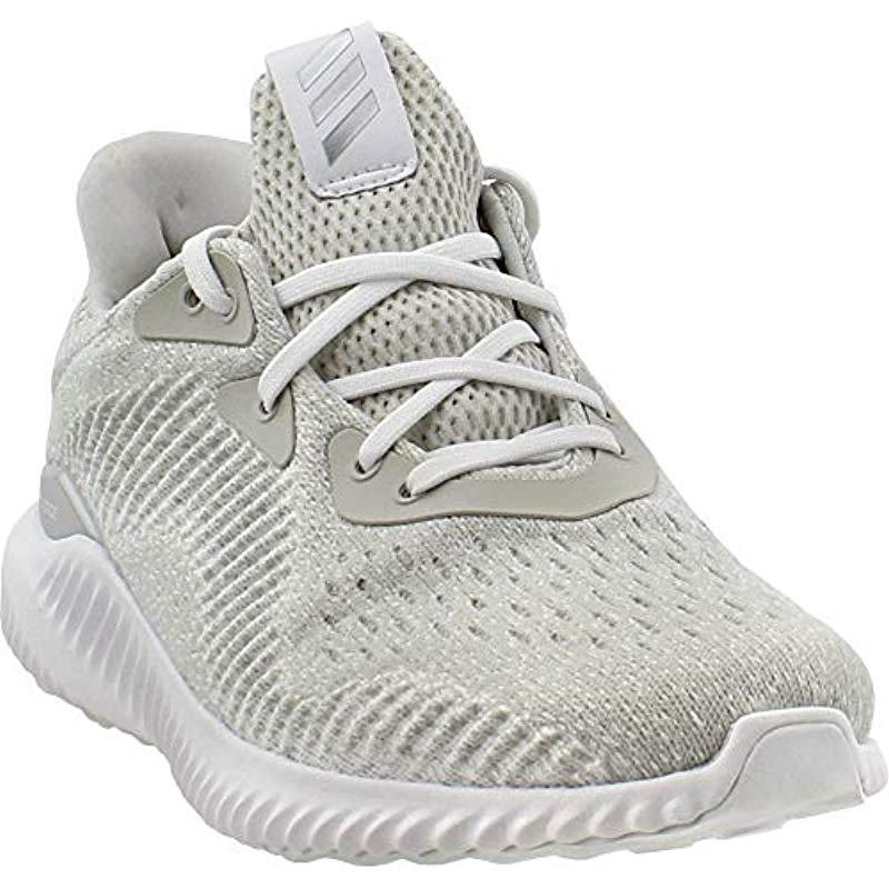 prix le plus bas 675a6 2a9fa adidas Alphabounce 1 W in Gray - Lyst
