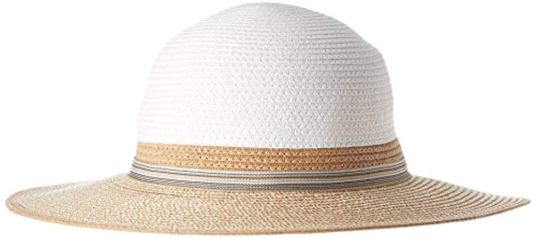 4d40768de0c Lyst columbia spring drifter straw hat in white jpg 1802x800 Columbia straw  hat
