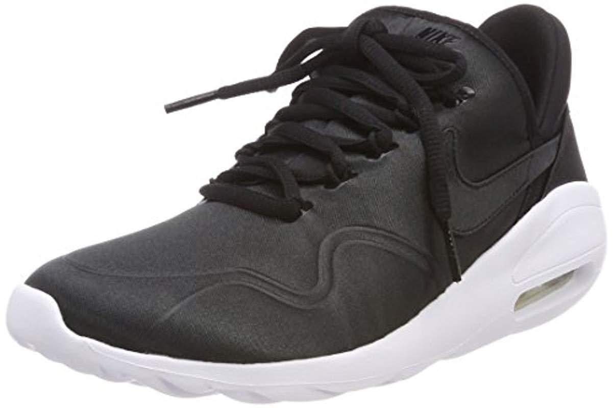 Nike  s Air Max Sasha Gymnastics Shoes in Black - Lyst 5b595964b6d