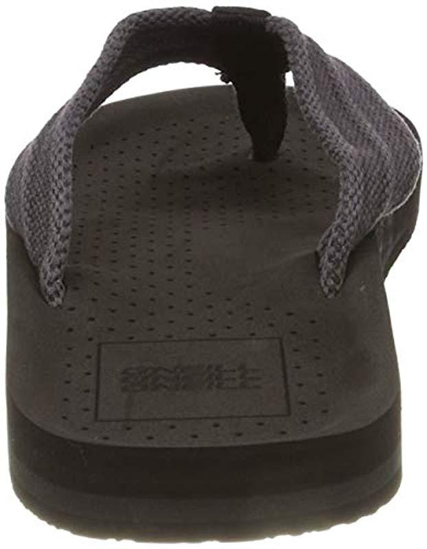 29fb0ddc6 O neill Sportswear  s Fm Punch Canvas Sandals Shoes   Bags in Black for Men  - Lyst
