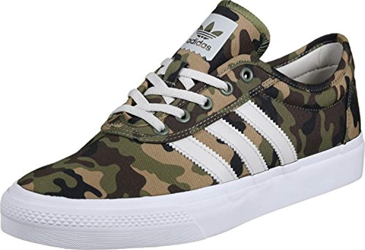 4664c62038c Adidas Unisex Adults  Adi-ease Skateboarding Shoes in Brown for Men ...