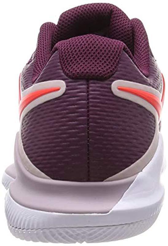 buy online 4d06e 275f1 Nike - Pink  s Air Zoom Vapor X Hc Tennis Shoes Multicolour (particle Rose.  View fullscreen