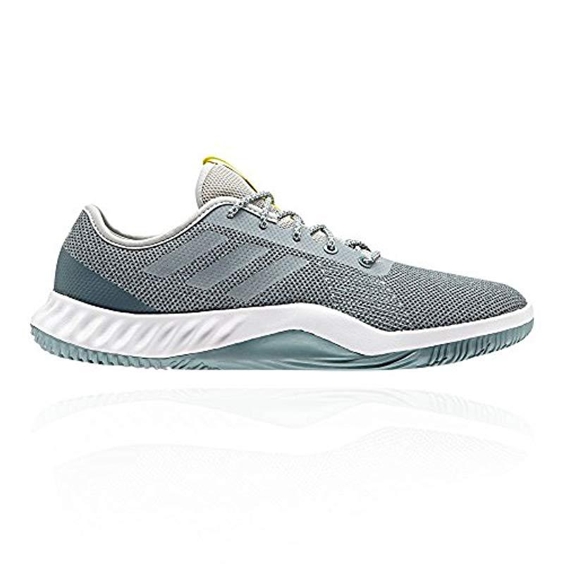 cheap for discount de6e5 dd8f5 adidas. Mens Blue Crazytrain Lt Fitness Shoes