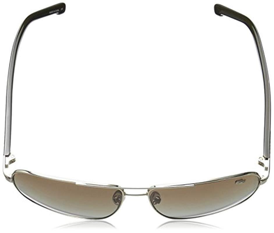 9182de4df2d9a9 Lacoste L162s 714 61 Sunglasses, Gold in Metallic for Men - Lyst