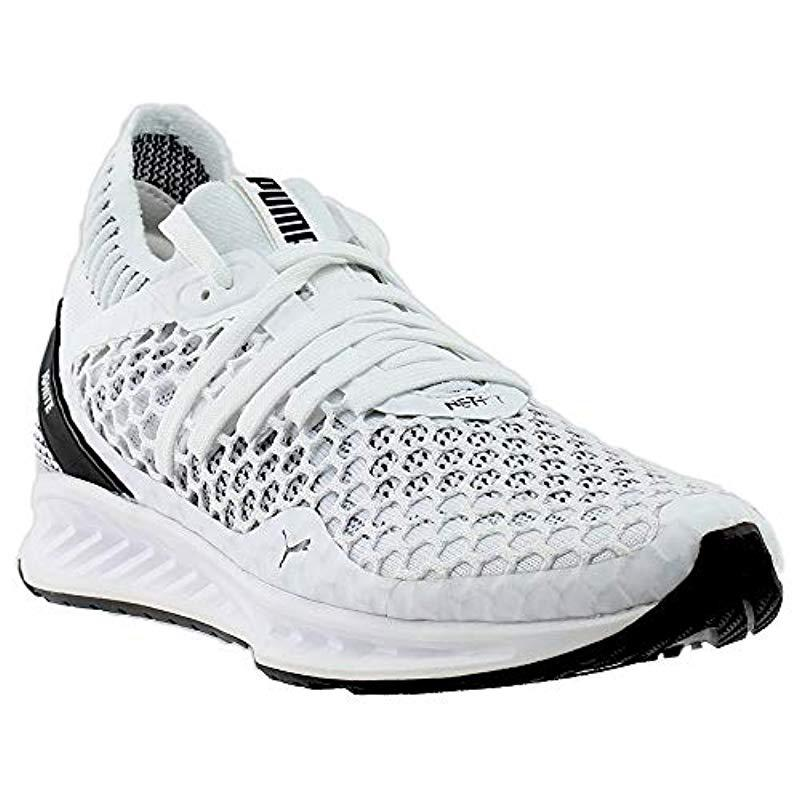 535243a4d893 Lyst - PUMA Ignite Netfit Wn Cross Trainer in White