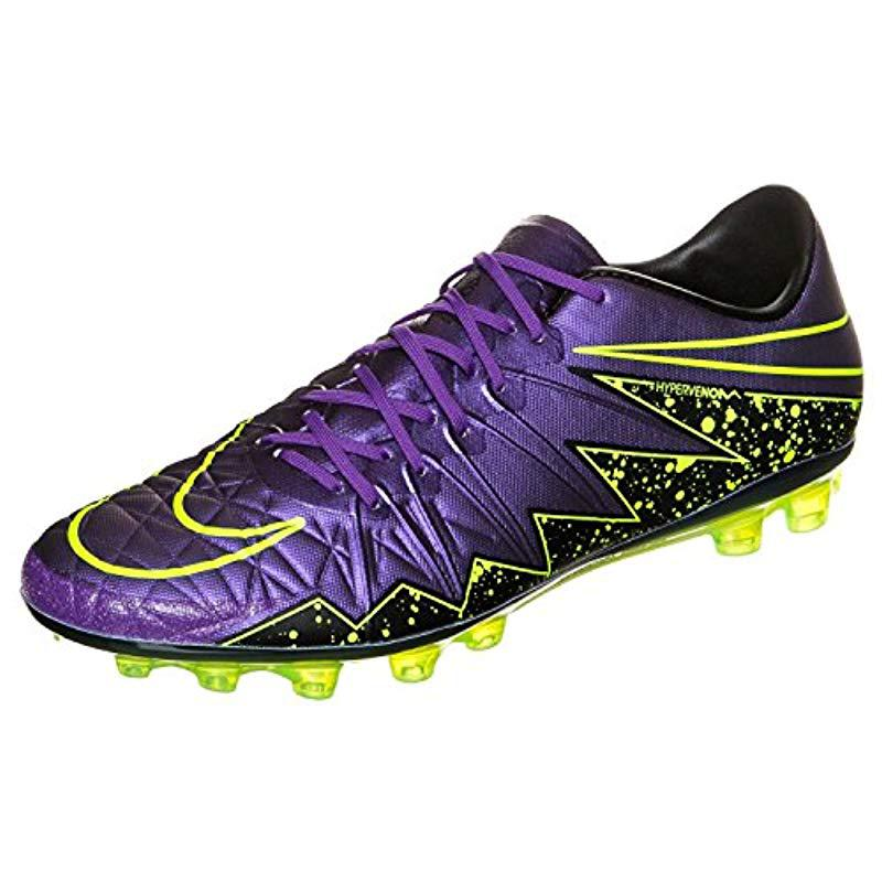 eb50facdd31f Nike Hypervenom Phinish Ag-r Football Boots (race Shoes) in Purple ...