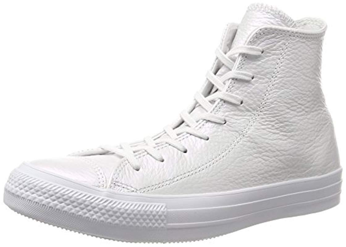 de28edc8fc7 Converse. CTAS HI White
