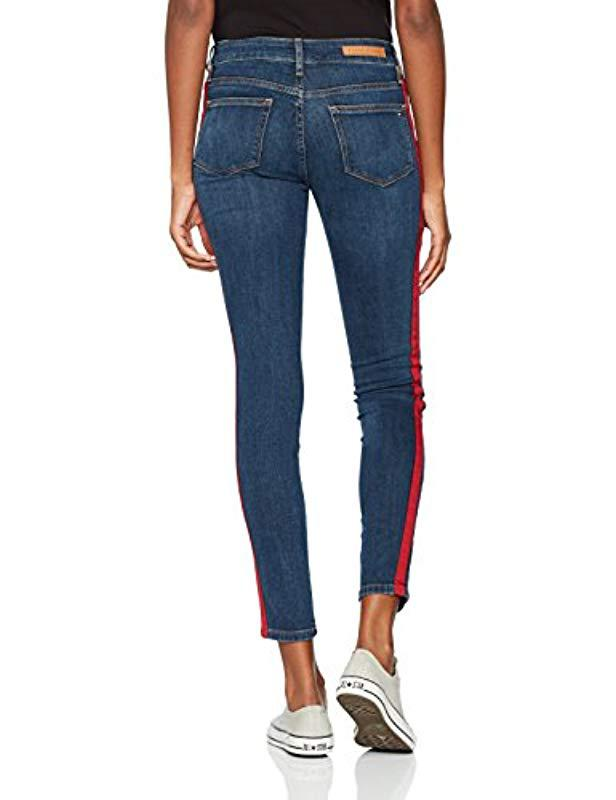 5bba219c Tommy Hilfiger Venice Rw F Rosie Skinny Jeans in Blue - Lyst