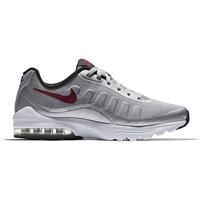 the latest 23239 d9010 Nike. Men s Gray Air Max Invigor Trainers
