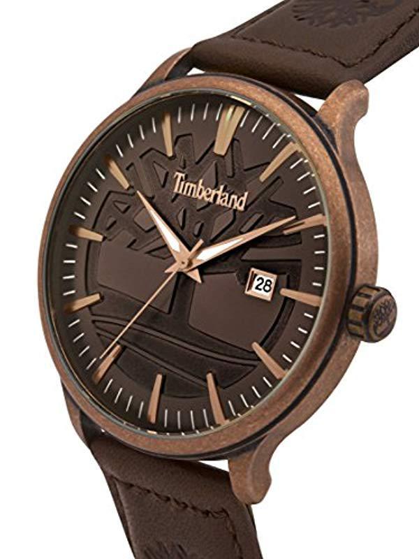 eec6499c4664 Reloj Análogo clásico para Hombre de Cuarzo con Correa en Cuero ...