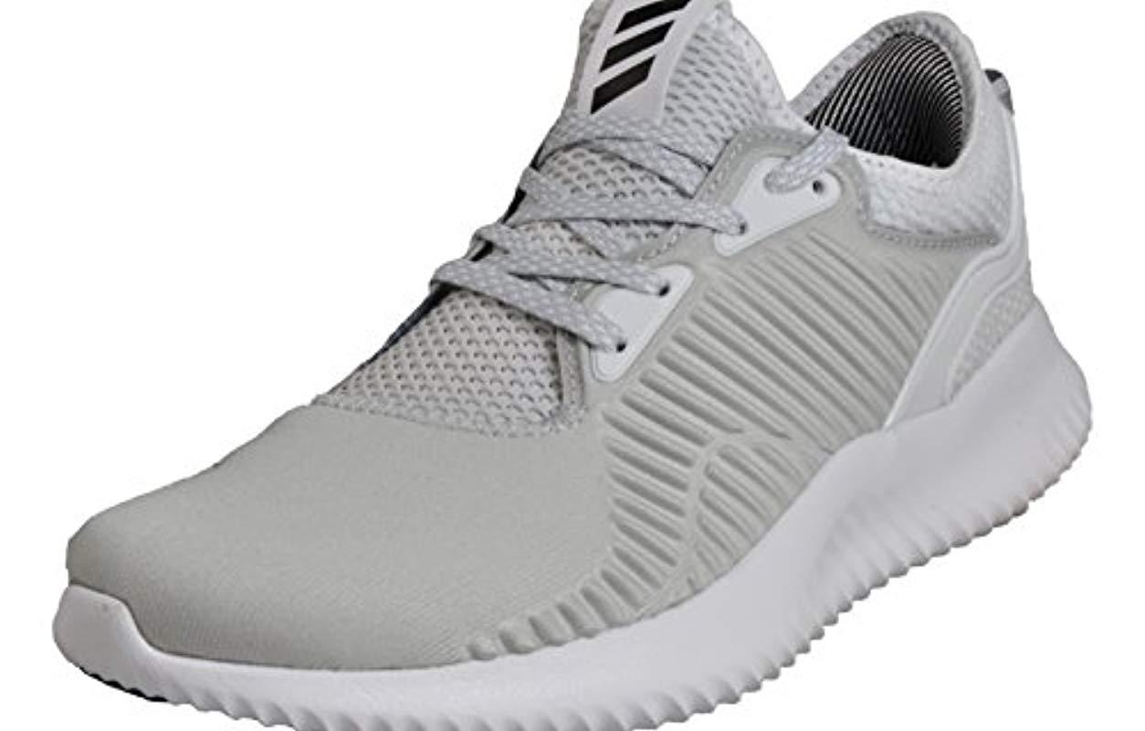 huge selection of 09cbb 871e7 adidas Alphabounce Lux W Trainers in Gray - Lyst