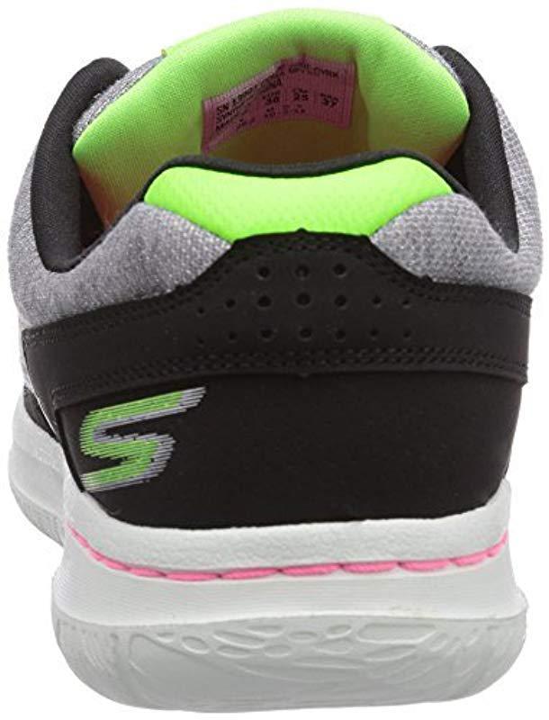 Skechers Go Walk City Uptown Low top Trainer Save 1% Lyst
