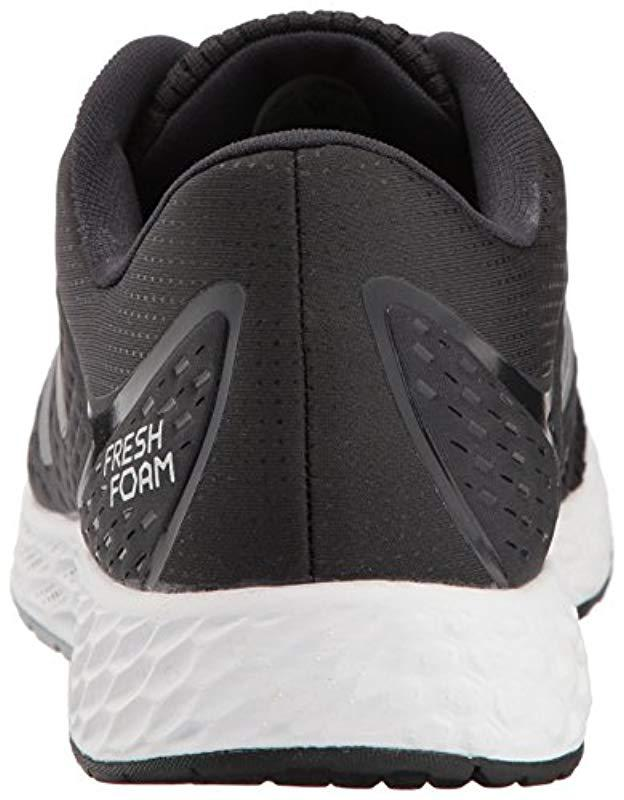a82ec8c300ddd New Balance   s Fresh Foam Zante V4 Neutral Running Shoes in Black - Lyst
