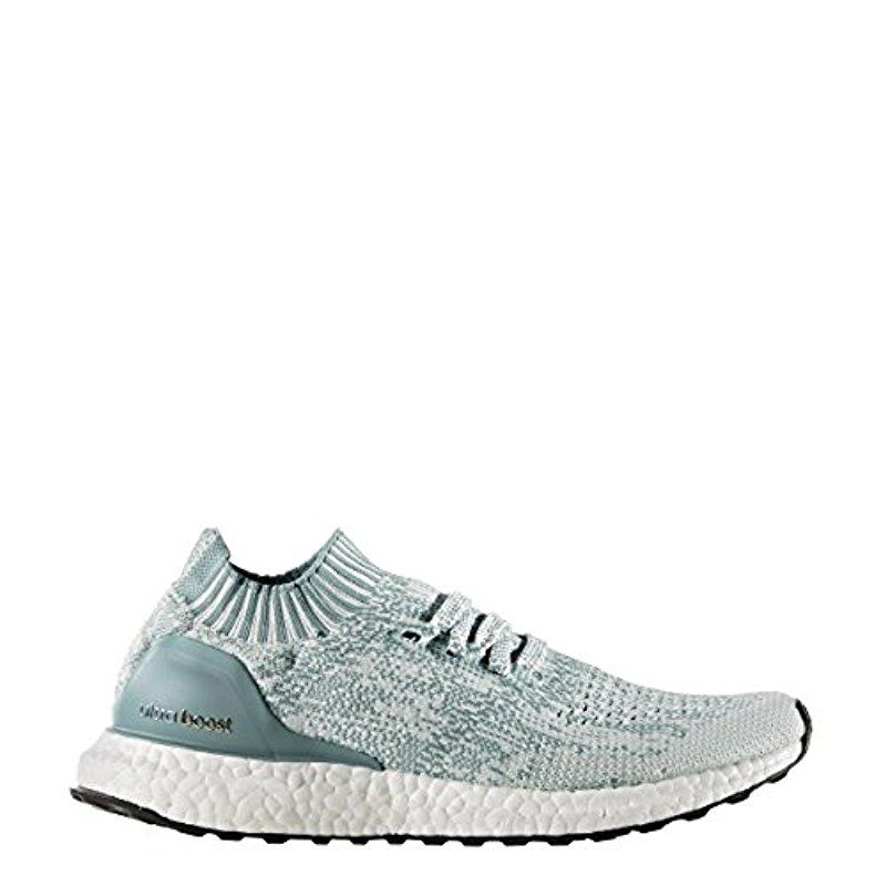 7c70e0a0c79 Lyst - adidas Performance Ultraboost Uncaged W Running Shoe in White