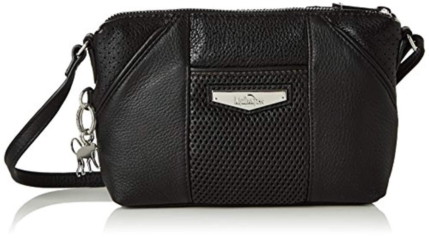 Kipling Art Xs Cross-body Bag in Black - Lyst 4888c85462f3a