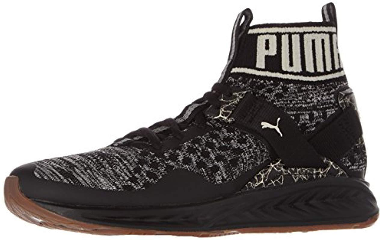 dd85ab02131 dans Chaussures multisports de air Puma Ignite Hypernature Evoknit de plein  q1RqwxaPz