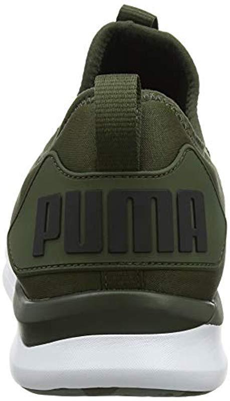 f83197f0009 PUMA - Green Ignite Flash Camo Training Shoes for Men - Lyst. View  fullscreen