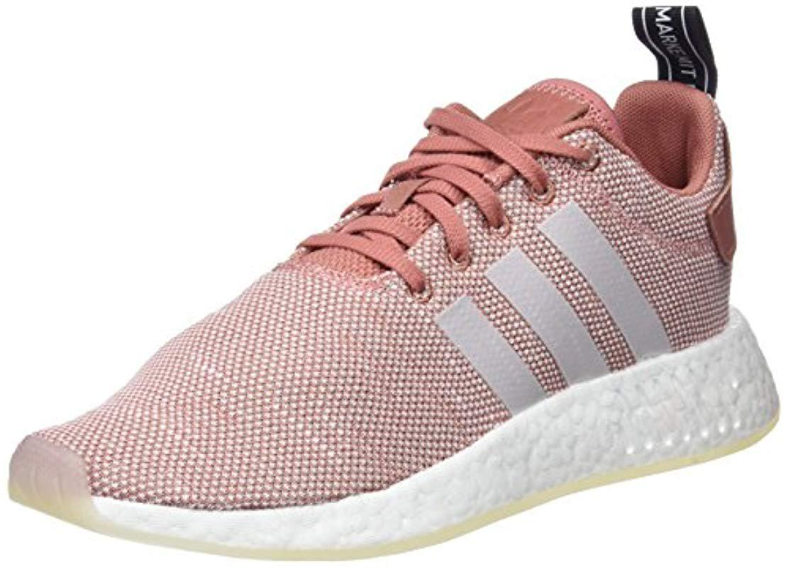finest selection 0e0fd b21eb adidas. Women s Pink Nmd r2 Low-top Trainers
