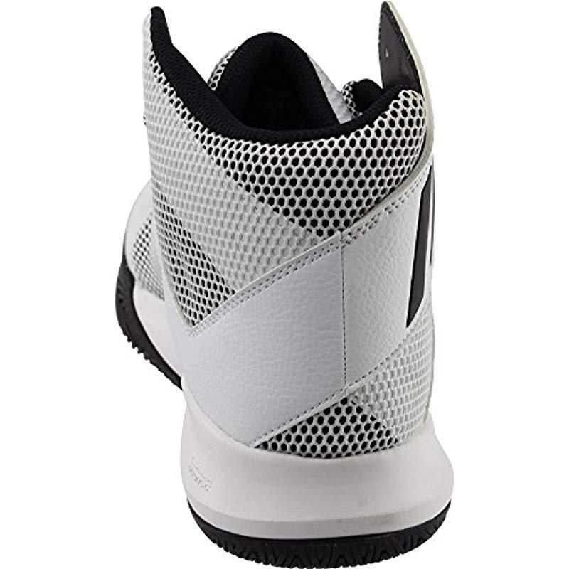adidas Performance PRO ELEVATE 2018 - Chaussures de basket - footwear white/core black/grey one Acheter Pas Cher Obtenir Authentique Vente Boutique En Ligne Vente Discount Sortie Vendable Pas Cher En Ligne kSAHSx7L