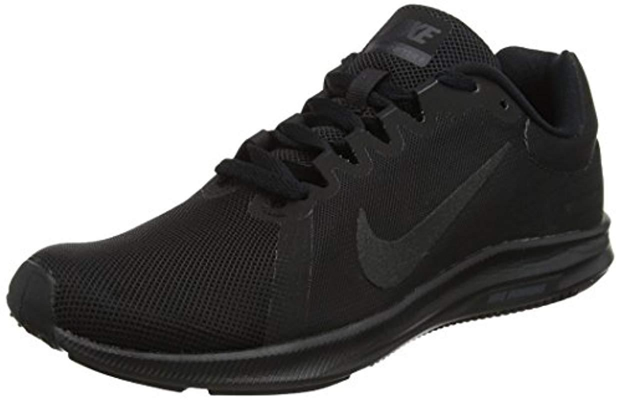 newest 907d3 1f375 Nike. Womens Black Downshifter 8