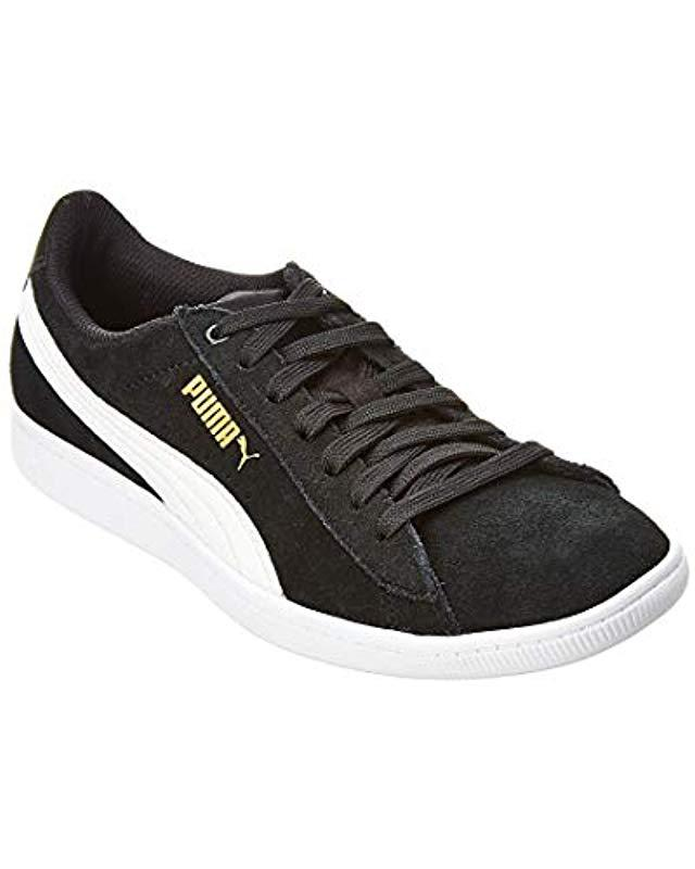 Lyst - Puma Vikky Sneaker in Black - Save 7.89473684210526% f8937956e