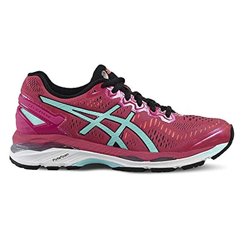 low priced 817b3 7afd7 Asics 's Gel-kayano 23 Running Shoes in Pink - Save 3% - Lyst