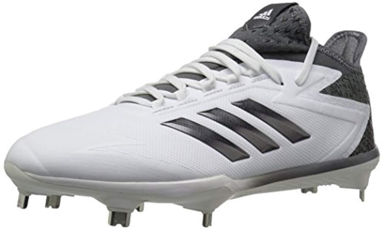 7ce6d74f8bb777 ... wholesale outlet 039a5 a7881 Lyst - Adidas Adizero Afterburner 4 S  Baseball Shoes for Men ...