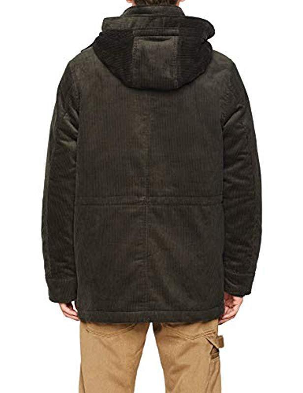 589e5565582e G-Star RAW Vodan Teddy Padded Hdd Jkt Jacket in Gray for Men - Lyst