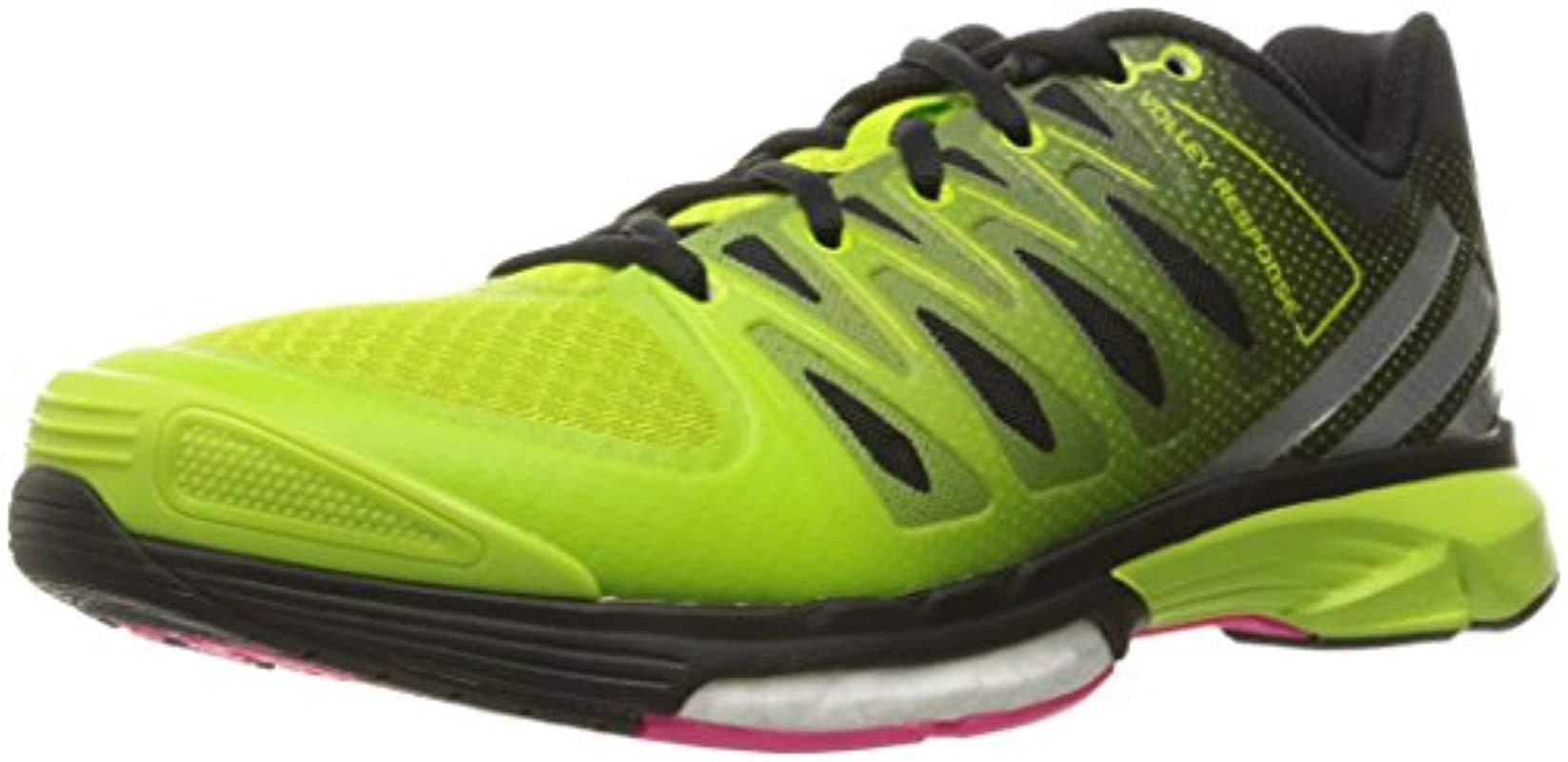 premium selection 98364 19617 adidas. Women s Green Performance Volley Response 2 Boost W Volleyball Shoe