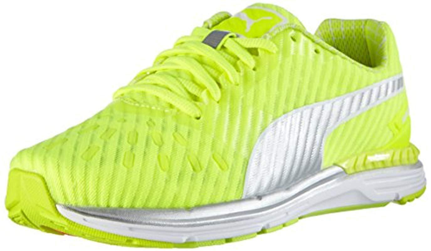 3e9911f036 PUMA. Women s Yellow Speed 300 Ignite ...