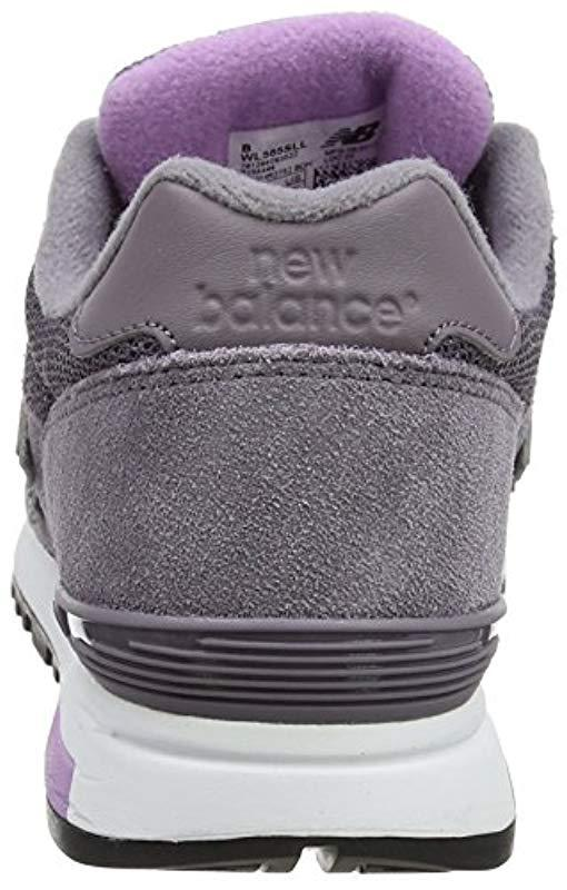 Wl565 Running Shoes In Peqsg7gfw New Balance Lyst Purple UUrWdqH