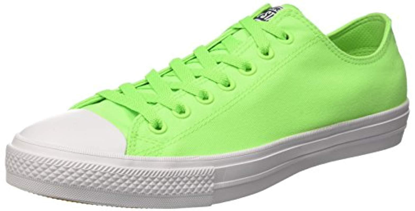 e1e2ac50d084 Converse Unisex Adults  Chuck Taylor All Star Ii Low Gymnastics ...