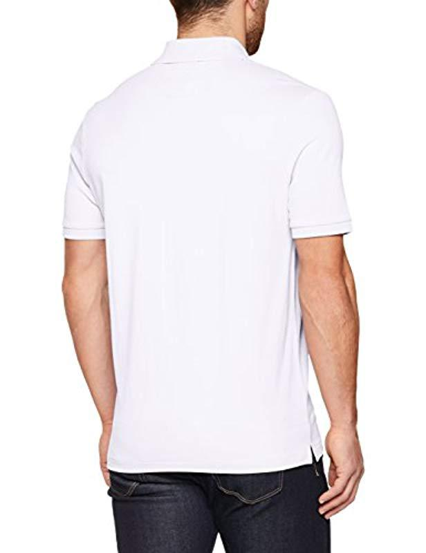 53d1a9cdd5c G-Star RAW Dunda T S s Polo Shirt in White for Men - Save 40% - Lyst