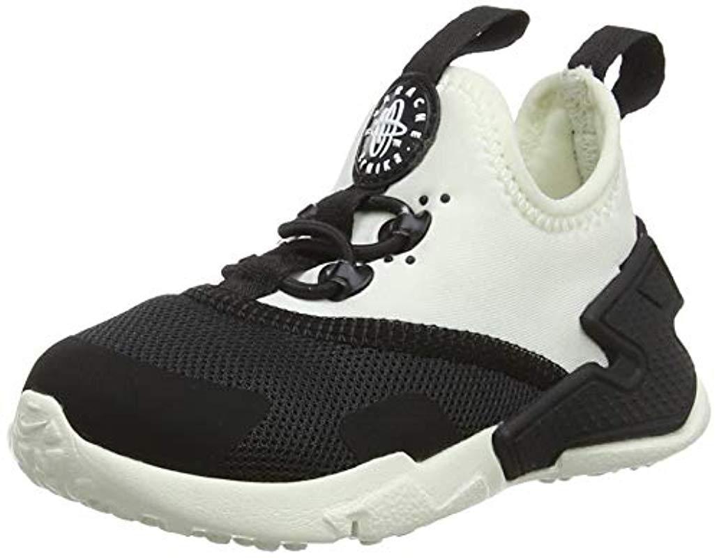 Nike Unisex Babies  Black sail-white Trainers 785d70f9e