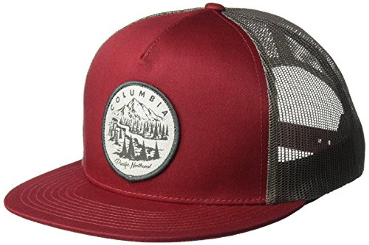 Lyst - Columbia Ale Creek Snap Back Hat for Men 189a49d960f