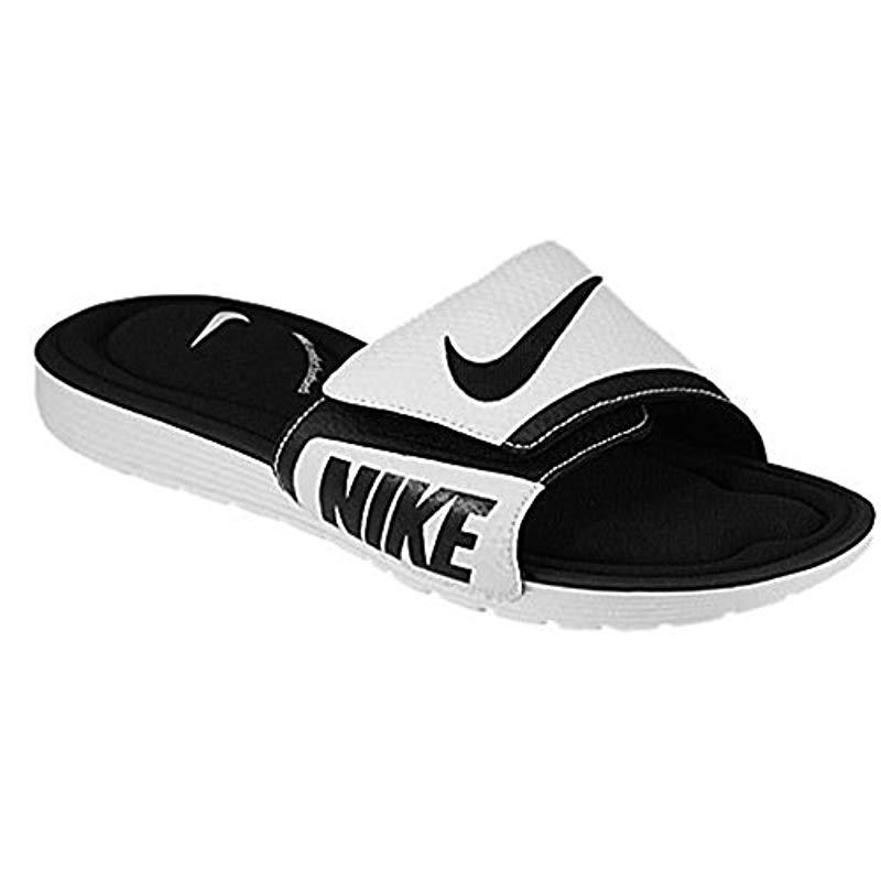 83b36dc62 Nike - Black Solarsoft Comfort Slide Sandal for Men - Lyst. View fullscreen