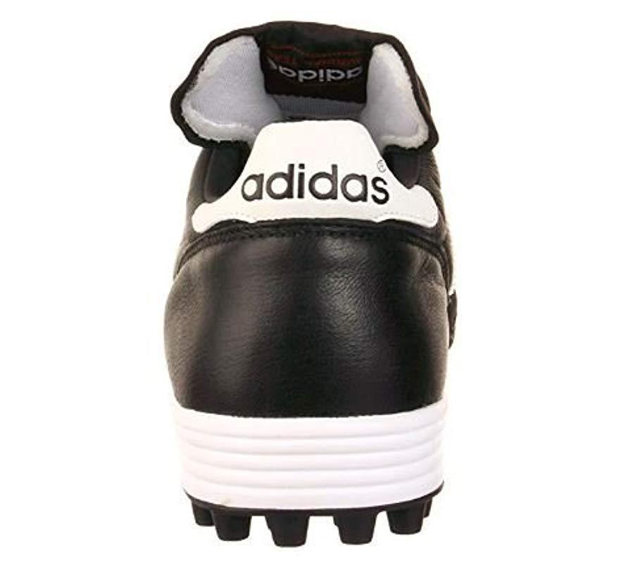 lyst adidas performance mundial team fußball - fest in schwarz.