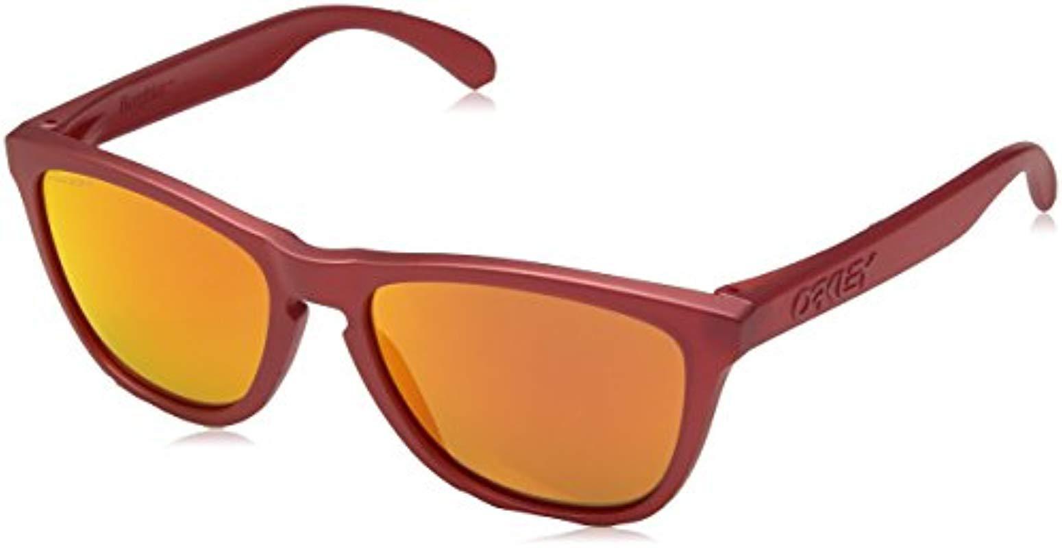 48d8e1b6b0c Oakley. Men s Frogskins 9013c8 Sunglasses ...