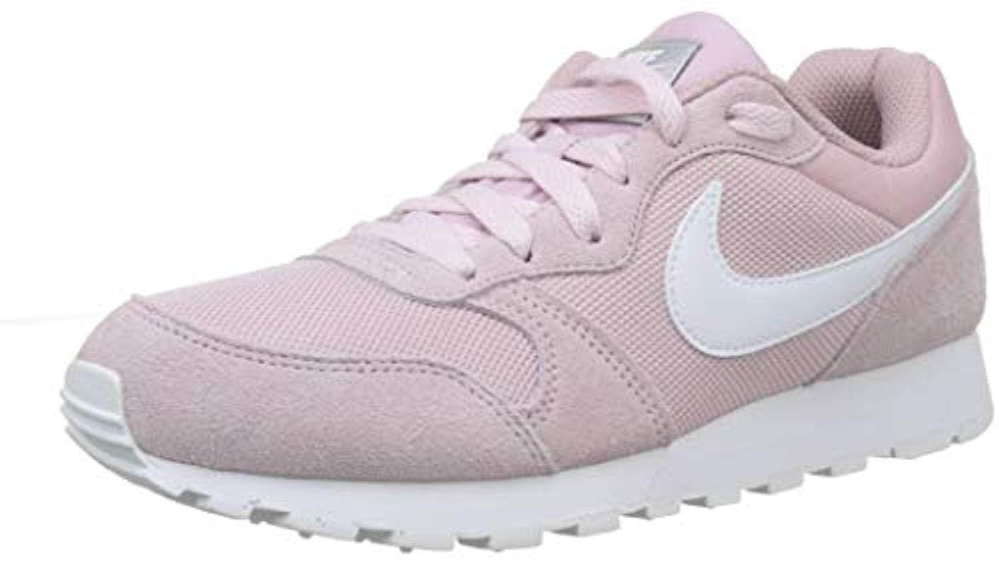 9de8948e5e3dc Nike Wmns Md Runner 2 Running Shoes in Pink - Lyst