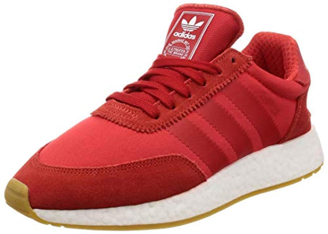 super popular dbc75 de2d7 adidas. Men s Red I-5923 Gymnastics Shoes