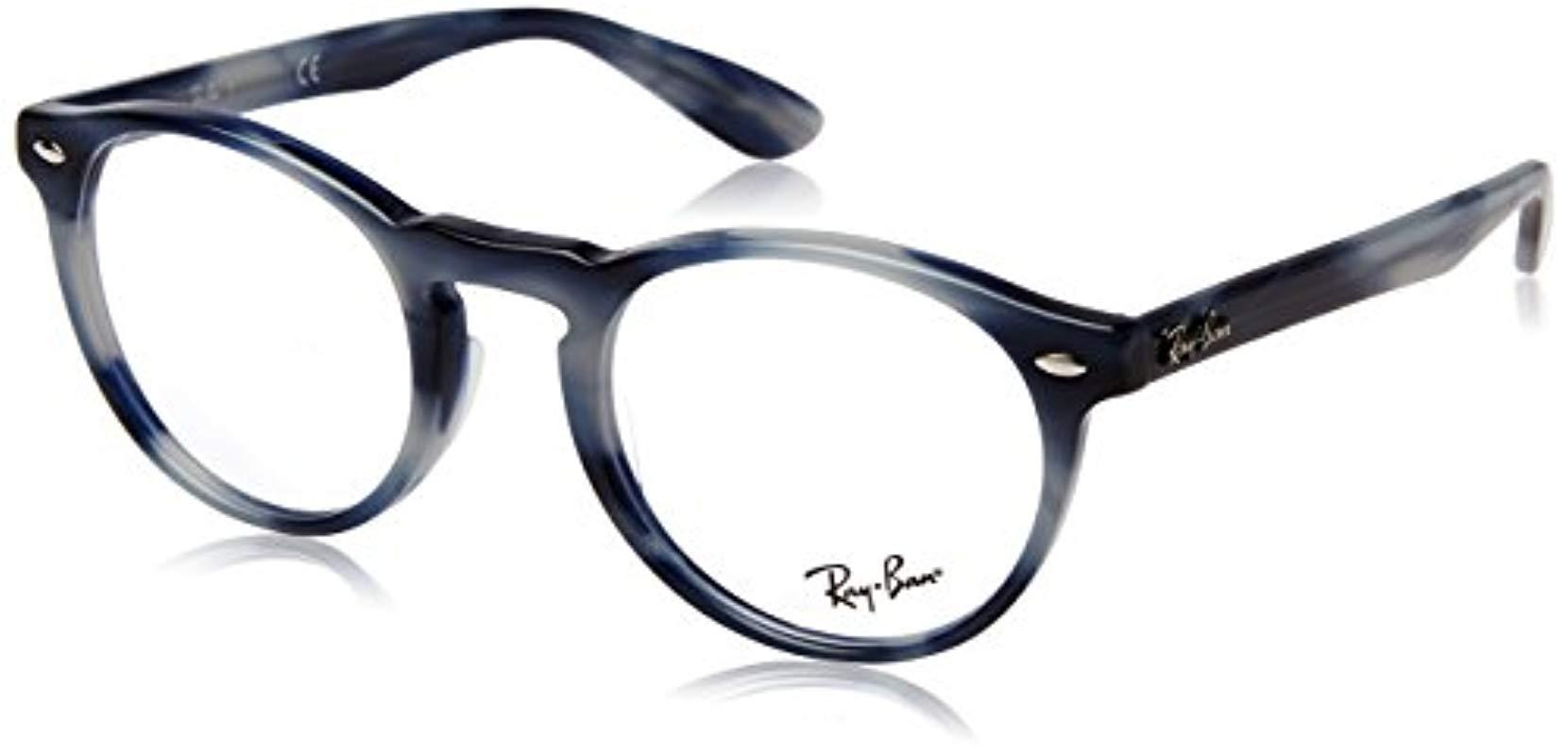 caefe03308 Ray-Ban. Women s Gray 0rx 5283 5773 49 Optical Frames