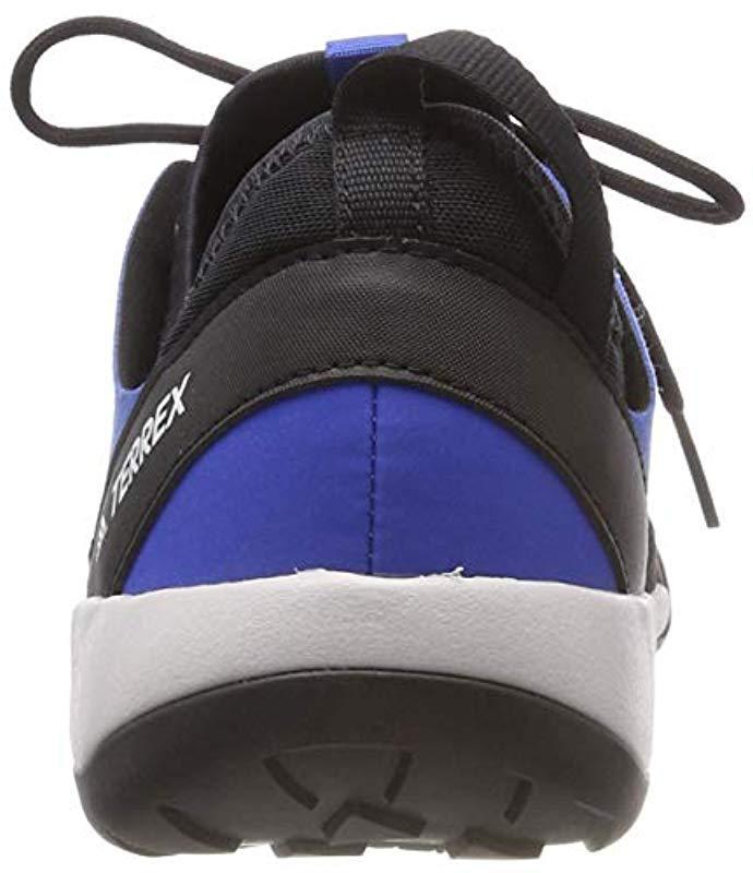 76b73d83e6ac6 Adidas - Blue  s Terrex Swift Solo Cross Trainers for Men - Lyst. View  fullscreen