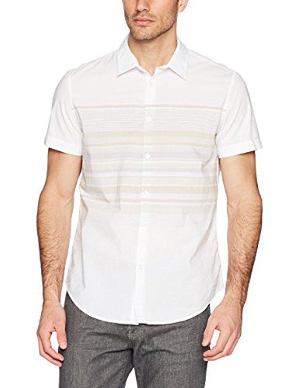 Calvin Klein Short Sleeve Engine Stripe Polo Store Cheap Price mwFtwA6