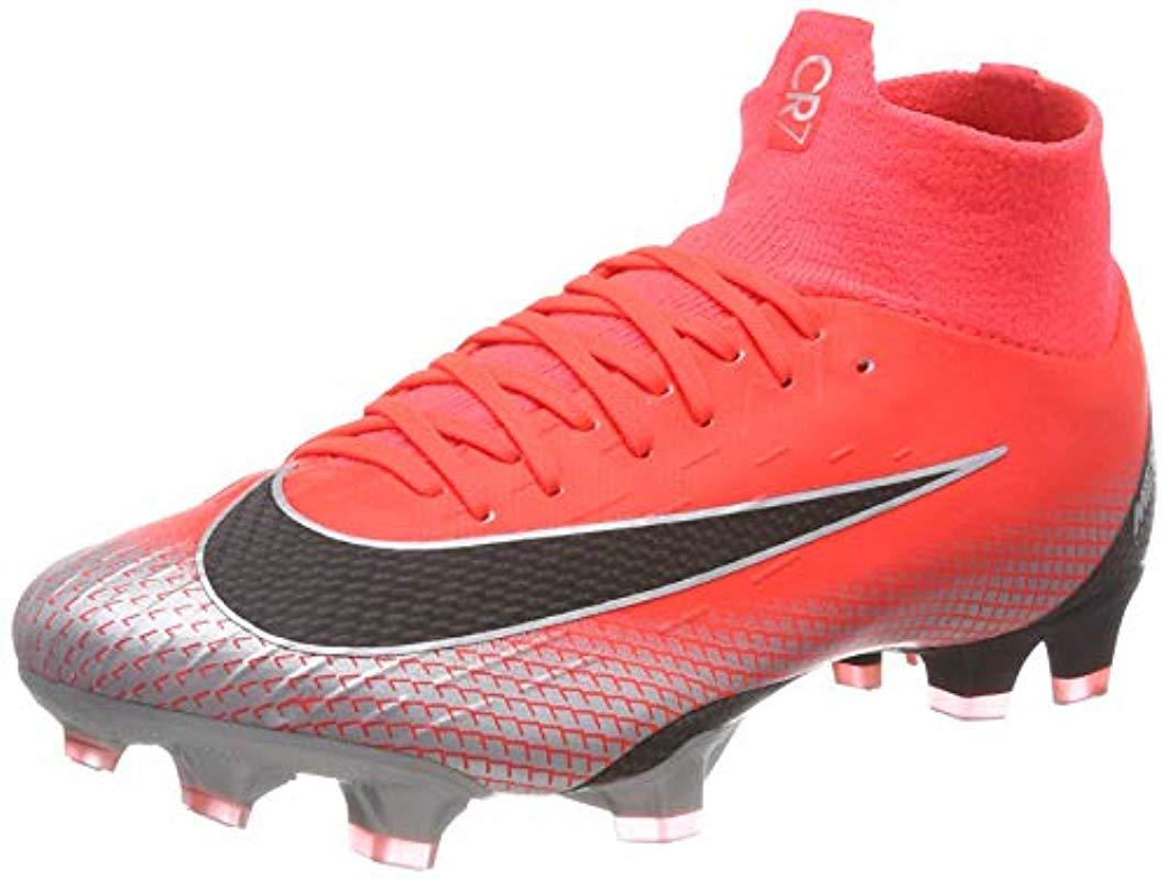 coupon codes release info on sale retailer Nike Unisex Adults' Superfly 6 Pro Cr7 Fg Footbal Shoes in ...
