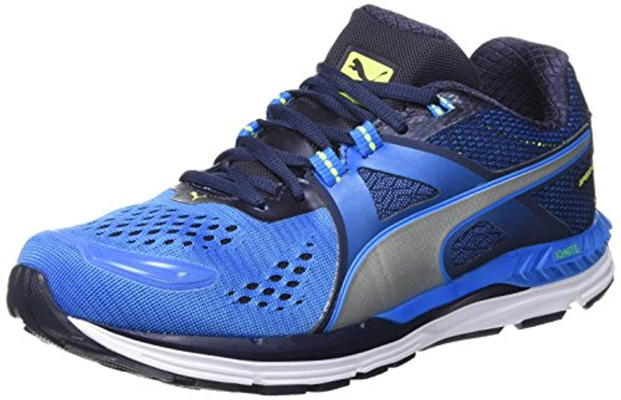 337196e6222 PUMA - Blue Speed 600 Ignite