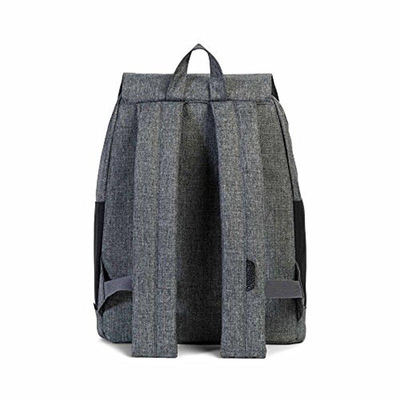 Herschel Supply Co. - Black Reid Backpack - Lyst. View fullscreen 20c9b3c1673c8