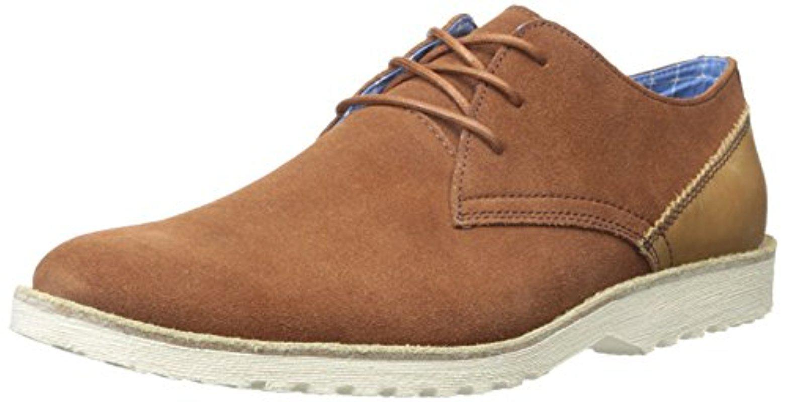 Original Penguin. Men's Brown Birdie Shoe Oxford