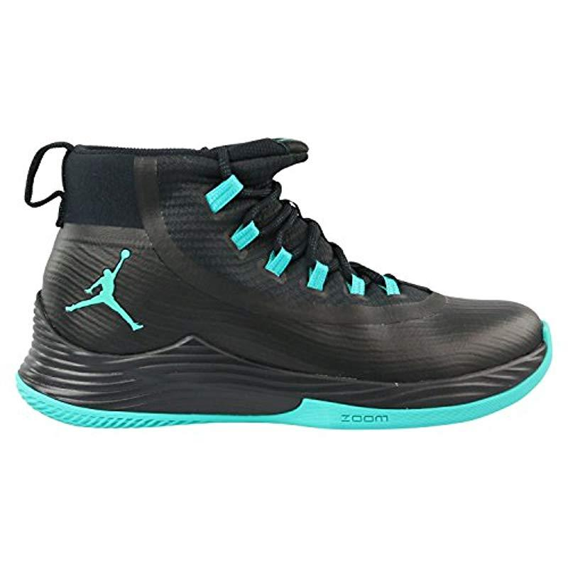 reputable site f01e7 c9ac5 Nike. Men s Black Jordan Ultra Fly 2 Basketball Shoes